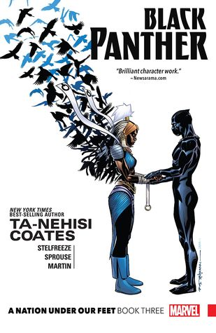 Black Panther, Book 3: A Nation Under Our Feet