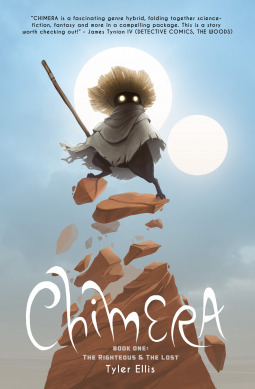 Chimera: Book One - The Righteous and the Lost