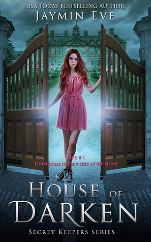 House of Darken (Secret Keepers, #1)