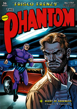 The Phantom #1797: Frisco Frenzy / Heart of Darkness IV, Part 1 - The Missing Pages