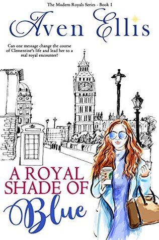A Royal Shade of Blue (Modern Royals #1)