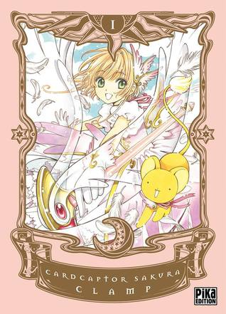 Card Captor Sakura Vol.1 by CLAMP