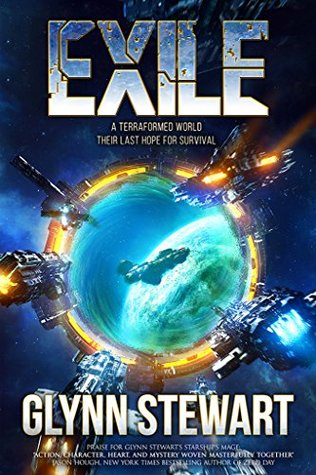 Cover of Exile by Glynn Stewart