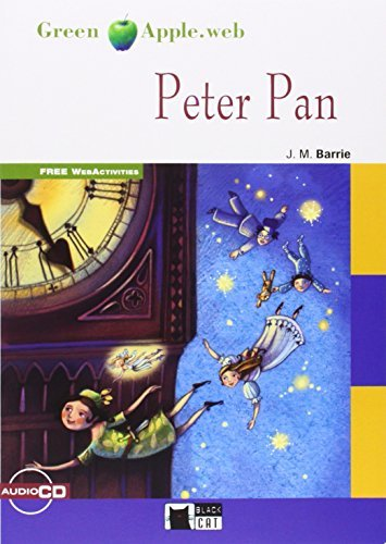 PETER PAN CD AUDIO BLACK CAT V.VIVES
