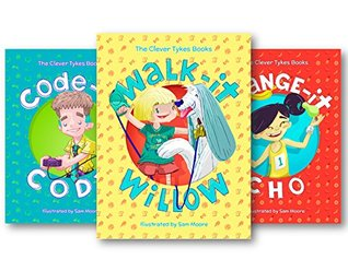 Clever Tykes Children's Books - Enterprise Education Storybooks, Inspirational and Motivational Stories for Children Ages 6, 7, 8 and 9. Key Stage 2 KS2 Reading Books for Boys and Girls