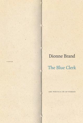 The Blue Clerk: Ars Poetica in 59 Versos