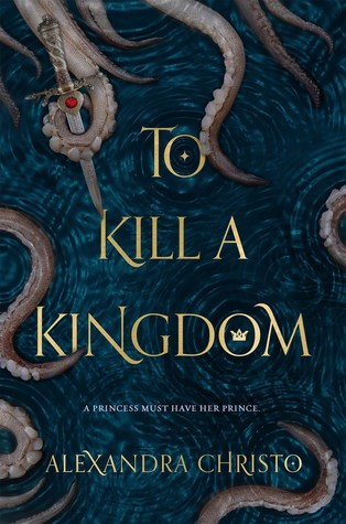Image result for to kill a kingdom goodreads