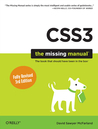 CSS3 by David Sawyer McFarland