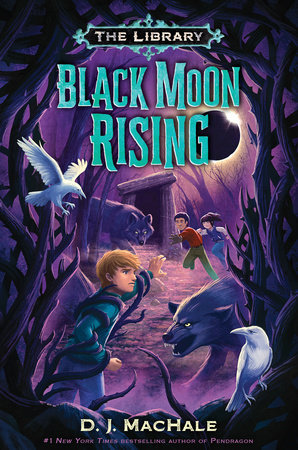 Black Moon Rising (The Library, #2)