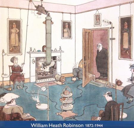 William Heath Robinson 1872-1944