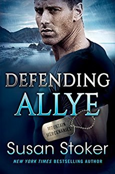 Defending Allye (Mountain Mercenaries, #1)