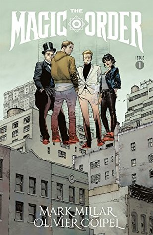 The Magic Order #1 (The Magic Order #1)