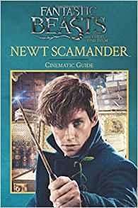 Newt Scamander: Cinematic Guide