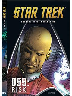 DS9: Risk (Star Trek Graphic Novel Collection, #35)