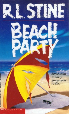 Beach Party (Point Horror, #8)