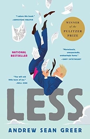Less (Kindle Edition)