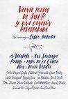 Veinte poetas de amor y una canción desesperada: Un homenaje a Pablo Neruda