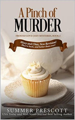 A Pinch of Murder by Carol Durand