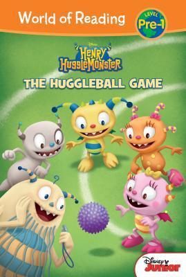 Henry Hugglemonster: The Huggleball Game