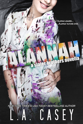 Alannah (Slater Brothers, #5.5) por L.A. Casey, Editing4Indies