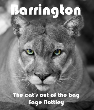 Barrington: The cat's out of the bag