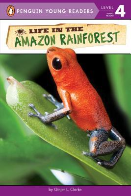 Life in the Amazon Rainforest by Ginjer L Clarke