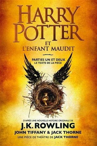 Harry Potter et l'Enfant Maudit (Harry Potter, #8)