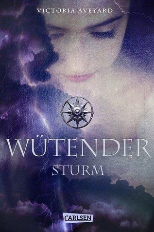 Wütender Sturm (Red Queen, #4)