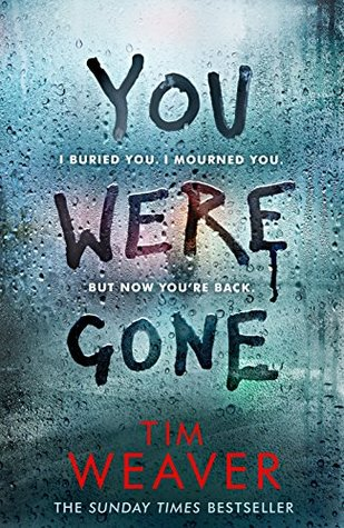 You Were Gone (David Raker #9)