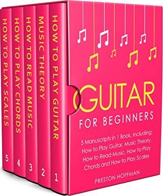 Guitar: For Beginners - Bundle - The Only 5 Books You Need to Learn Guitar Notes, Guitar Tabs and Guitar Soloing Today (Music Best Seller Book 35)