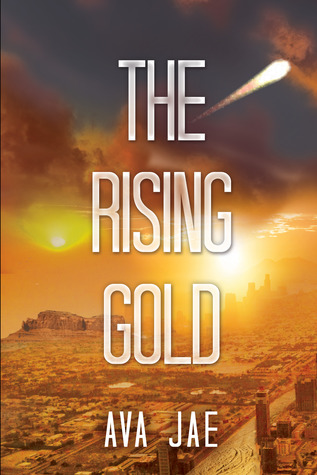 The Rising Gold (Beyond the Red, #3)