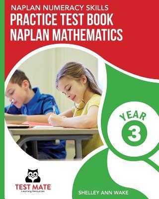 Naplan Numeracy Skills Practice Test Book Naplan Mathematics Year 3