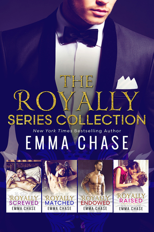 The Royally Series Collection (Royally, #1-3.5)