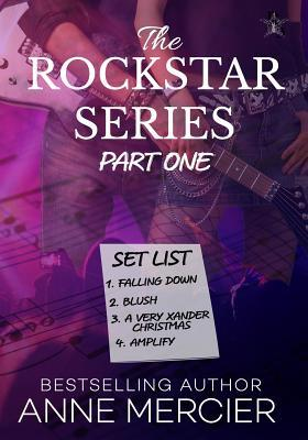 The Rockstar Series Part 1 (Rockstar Book #1-4)