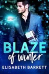 Blaze of Winter (Star Harbor, #2)