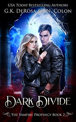 #2 INTO THE DARK SERIES: Part 2 (YA Paranormal Romance)