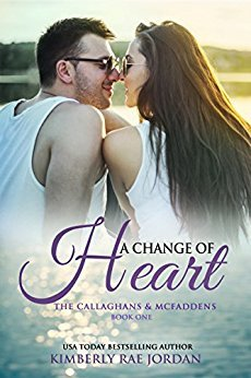 A Change of Heart (The Callaghans & McFaddens #1)