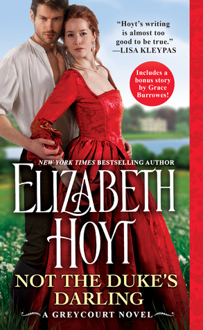 Review: Not the Duke's Darling by Elizabeth Hoyt