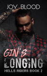 Gin's Longing (Hell's Riders, #2)