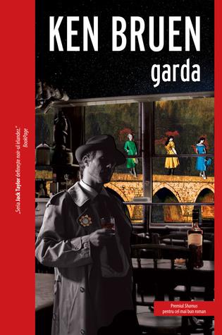 Garda (Jack Taylor, #1)