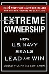 Book cover for Extreme Ownership: How U.S. Navy SEALs Lead and Win