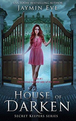House of Darken (Secret Keepers, #1)