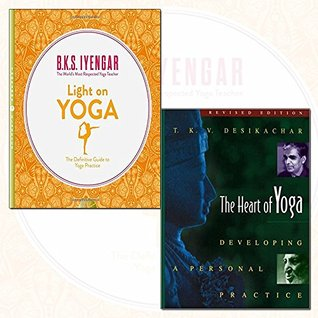 Light on Yoga Collection 2 Books Bundles