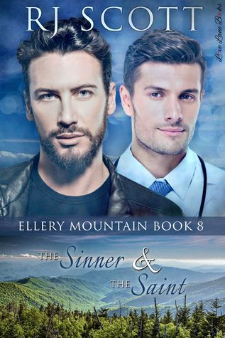 The Sinner and the Saint (Ellery Mountain, #8)