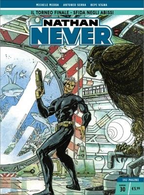 Nathan Never n. 30: Il torneo finale - Sfida negli abissi