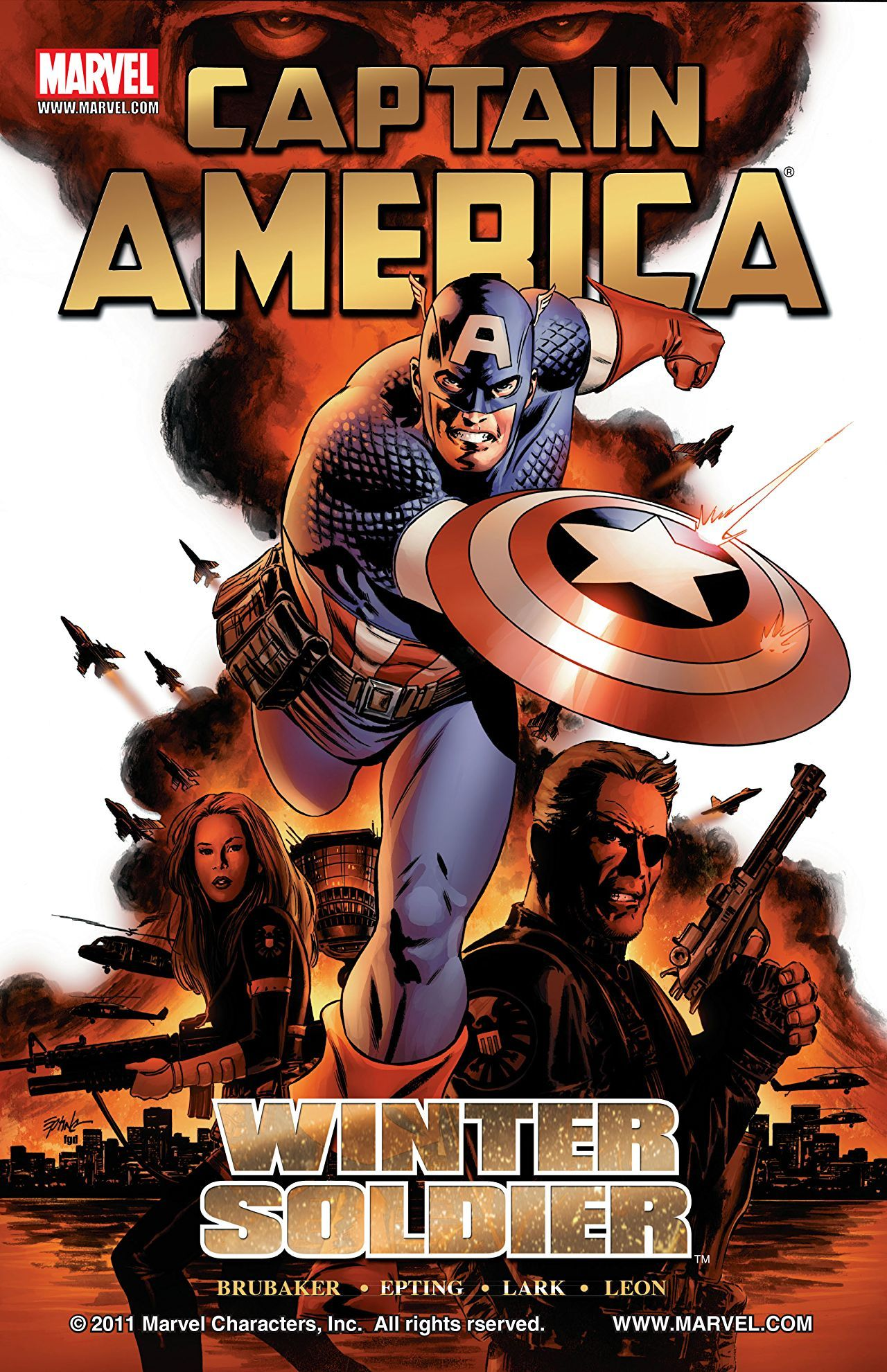Captain America: Winter Soldier, Volume 1