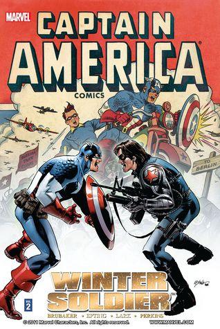 Captain America: Winter Soldier, Volume 2