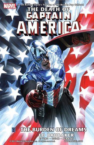 Captain America: The Death of Captain America, Volume 2: The Burden of Dreams