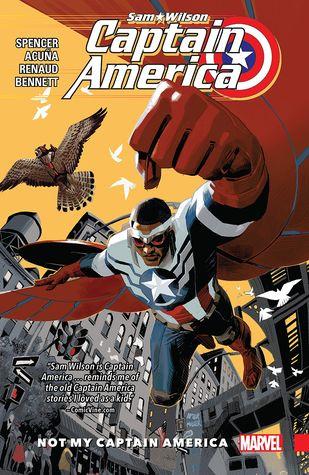 Captain America: Sam Wilson, Vol. 1: Not My Captain America