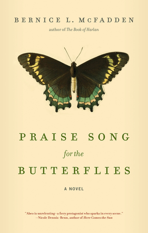 Image result for Praise Song for the Butterflies by Bernice L. McFadden